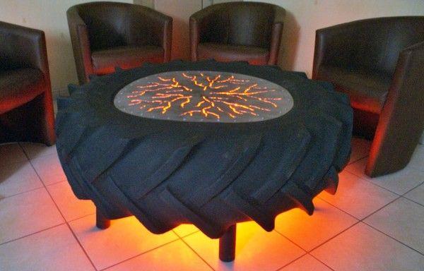 les 25 meilleures id es de la cat gorie table de pneu sur pinterest pneus id es et si ges de pneus. Black Bedroom Furniture Sets. Home Design Ideas