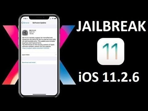 [NEW] iOS 11.2.6 How To Jailbreak Untethered. iOS 11.2.6 Jailbreak By Pa...