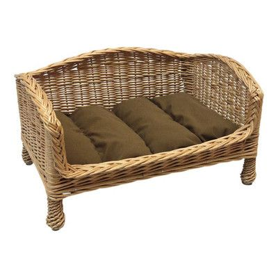 Found it at Wayfair.co.uk - Cat Basket Bed Settee