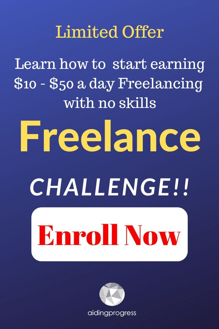 Learn How To Become A Freelancer And Work From Home Or As A Freelancing Side Hustle In This Freelan Side Jobs Extra Money Freelancer Website Freelancing Jobs