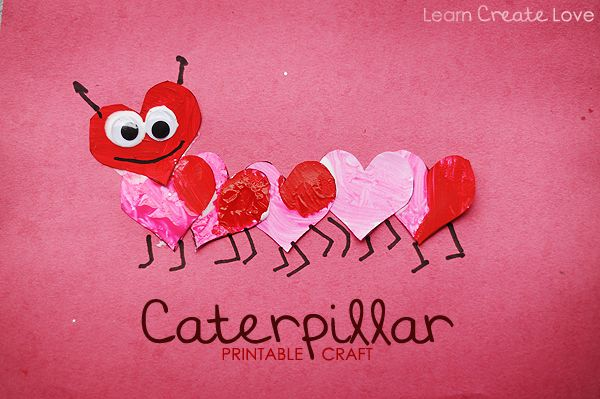valentine's day esl class