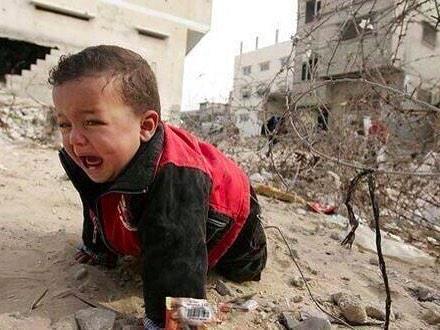 Je suis cet enfant de Palestine qui ne connaîtra jamais sa mère.