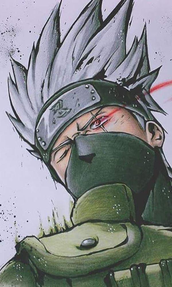 61 New Trend And Awesome Manga And Anime Drawing Style Page 51 Anime Naruto Naruto Desenho Kakashi Hatake