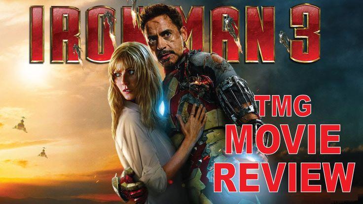 Iron Man 3 Movie Review - TMG Movie Review