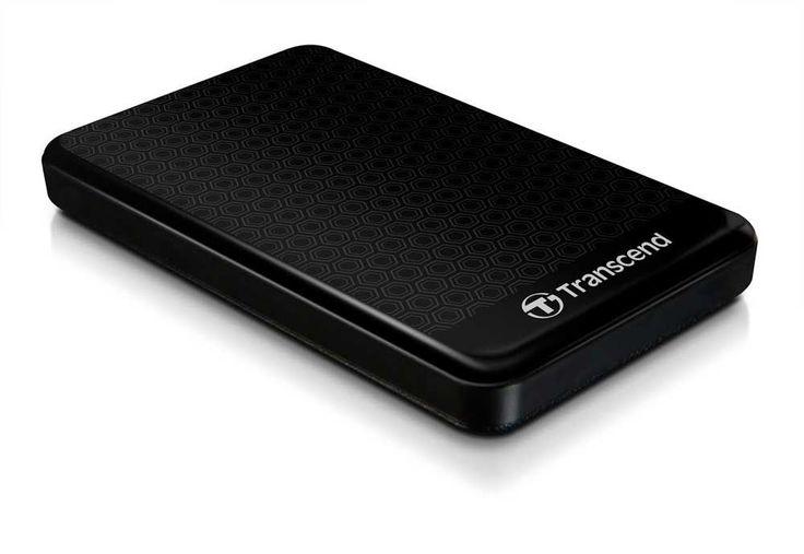 Transcend StoreJet 25A3 2,5'' 500GB | HDD Externo  - Compra siempre al mejor precio en todoparaelpc.es. Tenemos las mejores ofertas de internet