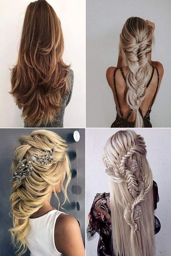 Long Modern Hairstyles 2016 New Haircut For Girl Long Hair How To Do An Easy Updo For Medium Length Hair In 2020 Long Hair Styles Hair Styles 2016 Hair Styles