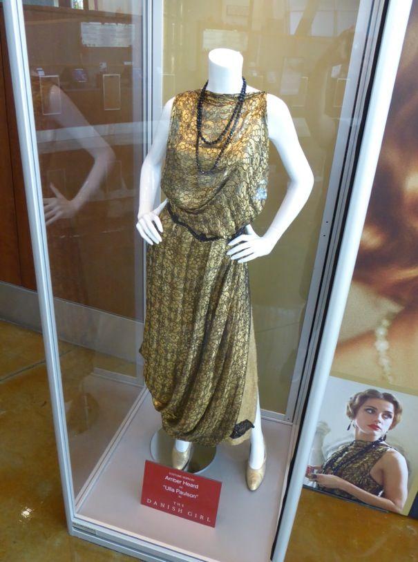 Amber Heard The Danish Girl film costume