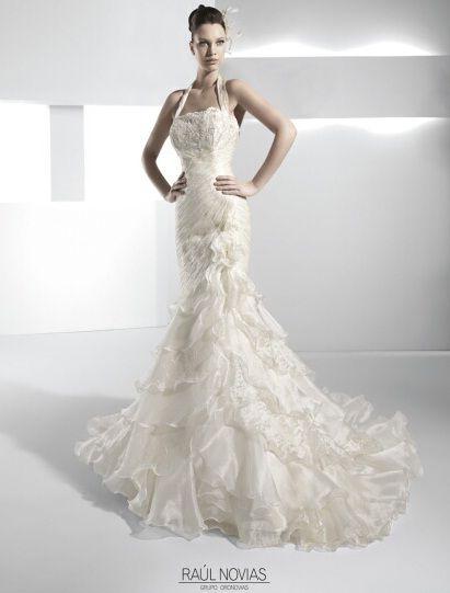 29 best Spanish style- wedding dresses images on Pinterest | Wedding ...