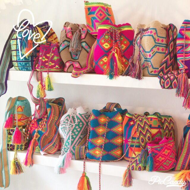 Wayuu Mochila bag www.wayuumochila.nl