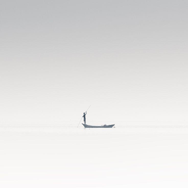 Fisherman by Hengki Koentjoro #fineartphotography #photography