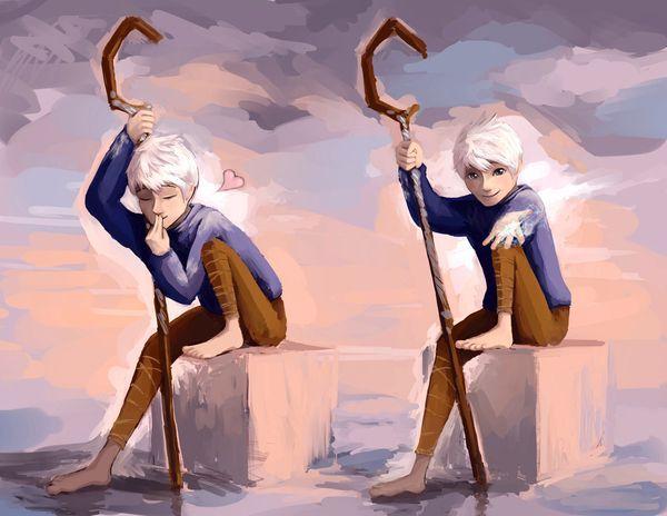 Frosty Kingdom Editando Jack Frost Dibujo De Jack Frost Rise Of The Guardians
