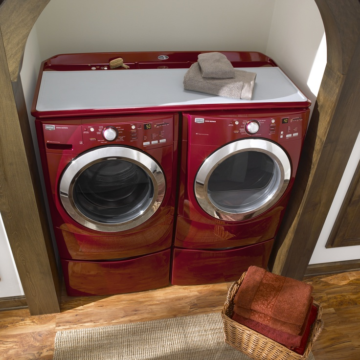 Lg Washer Dryer Red 1000+ images about HOUSE: laundry room on Pinterest ...