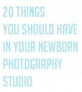newborn studio tools