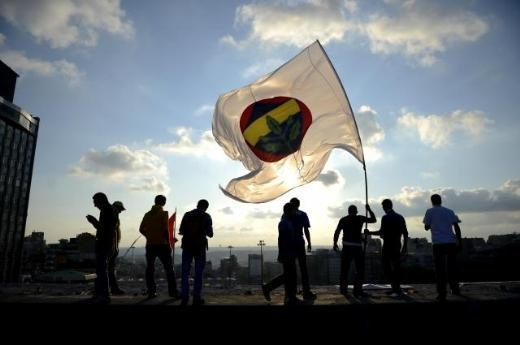 #occupygezi fenerbahçe