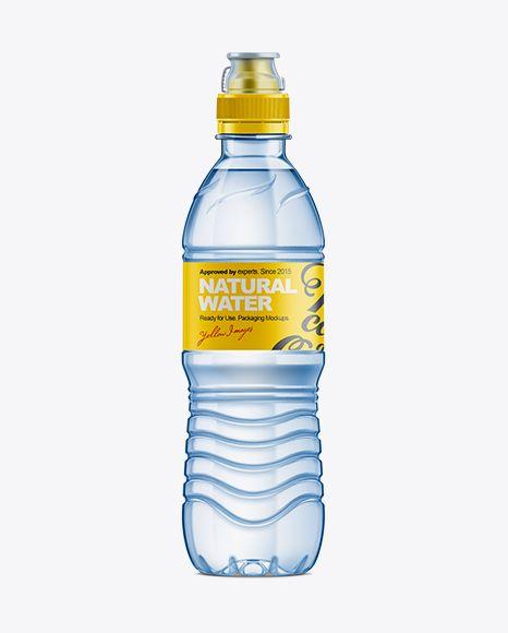 370 best bottle images on pinterest mineral water water for Decor 500ml bottle