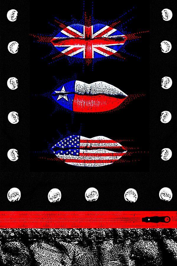 Punk 3 of 6 by Roseanne Jones