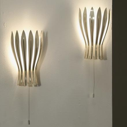 1950s Pair of #Kalmar Wall Applique #Lights | £1,250 #vintagelighting
