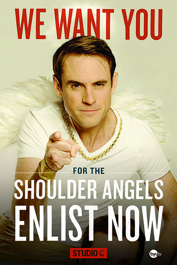 We want you for the Shoulder Angels