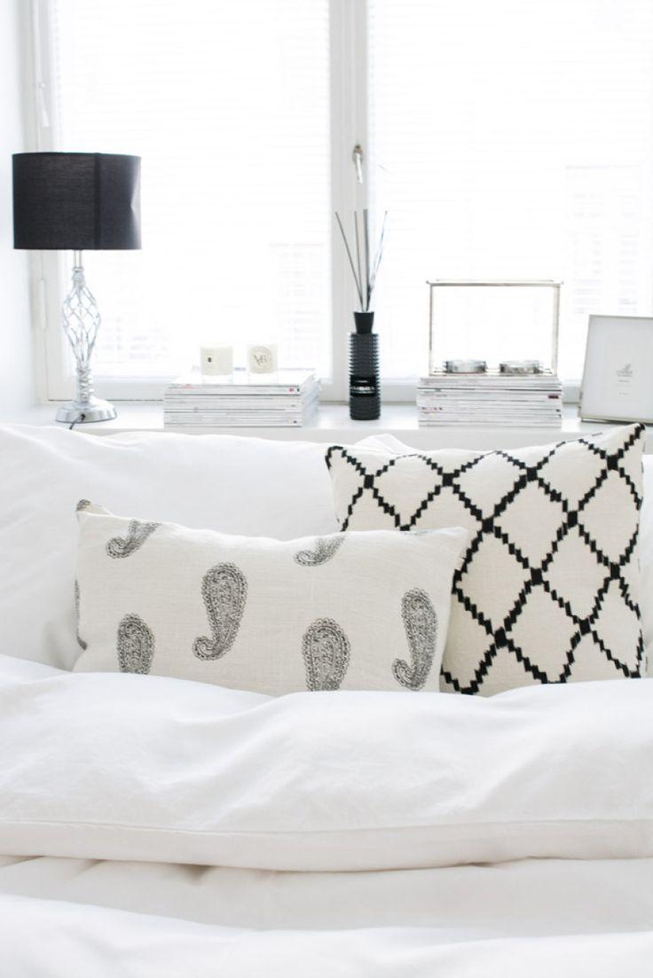 Mia Sophia   Monochrome Bedroom