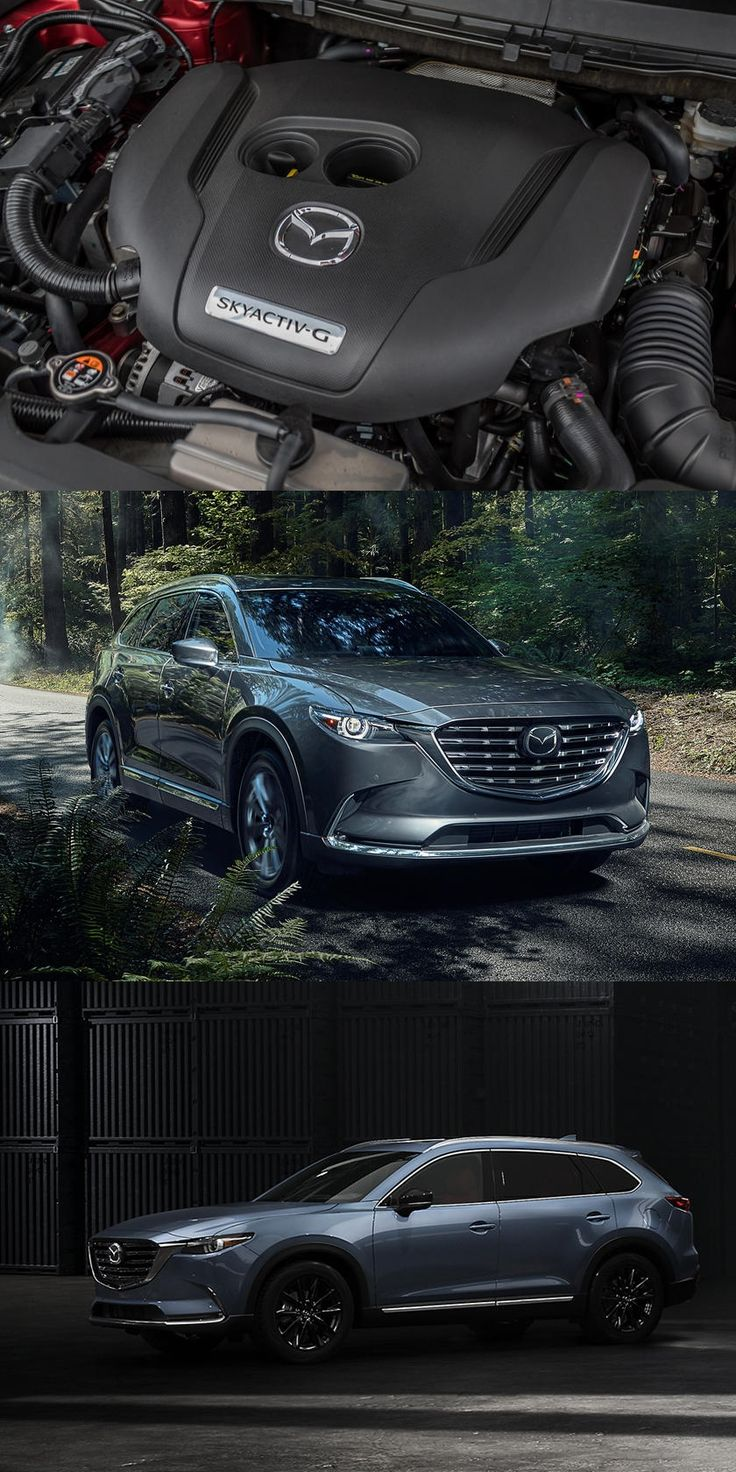 2021 Mazda CX9 Arrives With New Looks And Updated