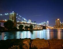 Puente de Brooklyn, Nueva York, EE.UU.
