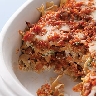One-dish dinners--chiliquilis casserole