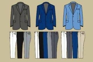 Комбинации цветов в мужском костюме