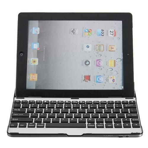 New Design For iPad Case Cover For iPad 2 3 4 Aluminum Wireless Bluetooth 3.0 Keyboard Stand Case Cover Dock For iPad 2 3 4 //Price: $53.99 & FREE Shipping // http://swixelectronics.com/product/new-design-for-ipad-case-cover-for-ipad-2-3-4-aluminum-wireless-bluetooth-3-0-keyboard-stand-case-cover-dock-for-ipad-2-3-4/    #hashtag3