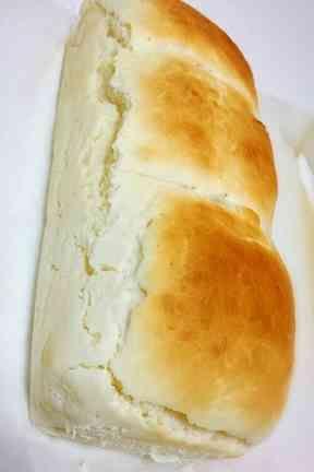 タピオカ粉でもちもちパン!強力粉なしの画像