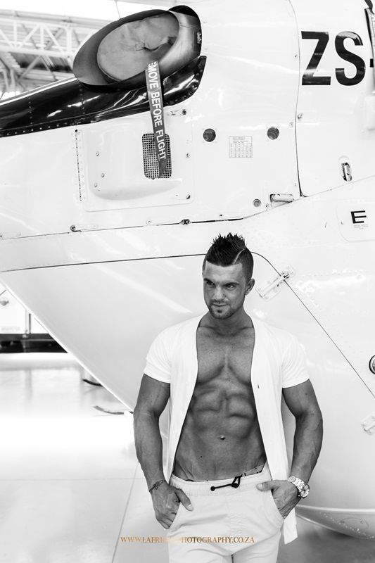 Photo shoot with Marco at Wonderboom Airport