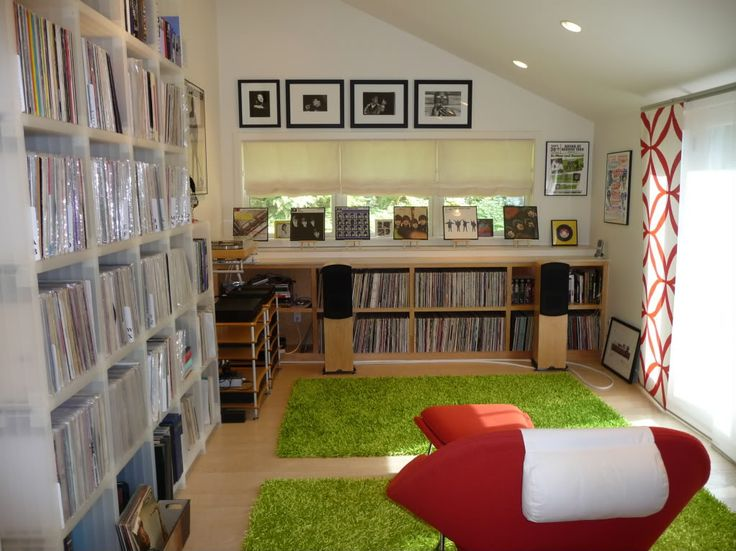 Naim Audio Forums: How many records do you own and how do you store them?