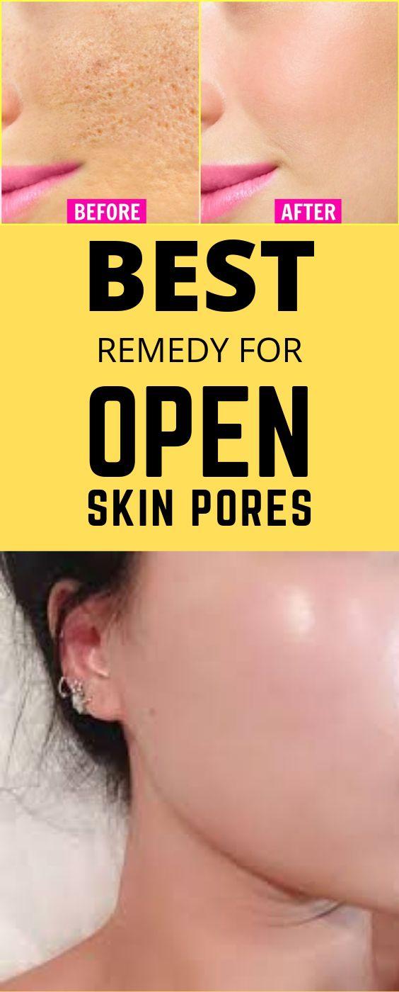 Shrink up the large & open skin pores, get smooth skin instantly