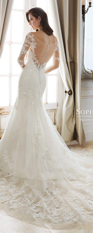 Sophia Tolli Wedding Dresses 2018 Collection | Wonderful Weddings ...