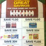 Winco Football Coupon Flyer
