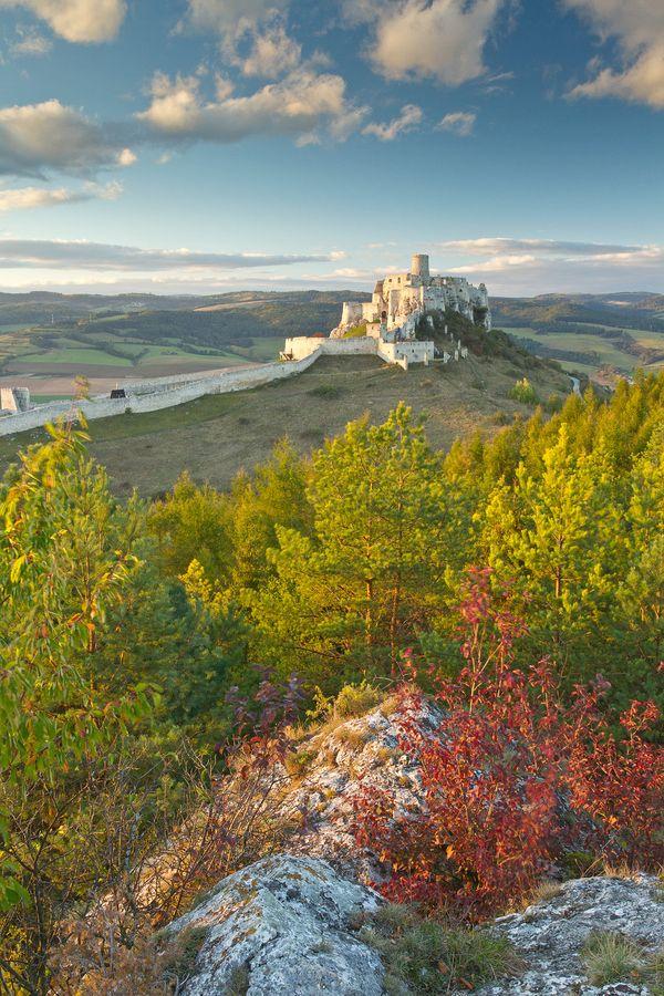 Spis Castle, Slovakia (by Matt Jevons)