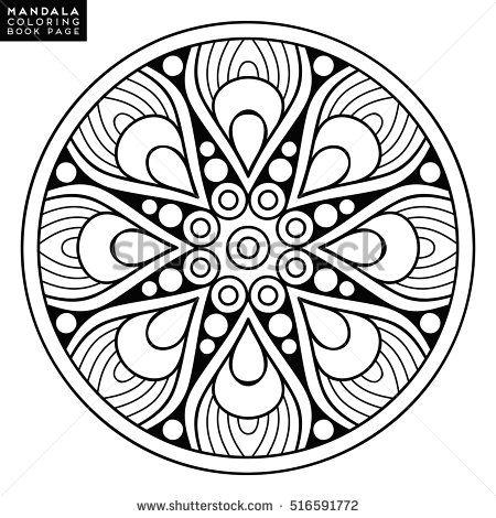 1117 best Mandalas n Zentangles images on Pinterest
