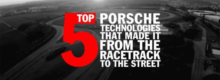 La 4ème vidéo Topito selon Porsche : les technologies utilisées en compétitions adaptées aux modèles de route