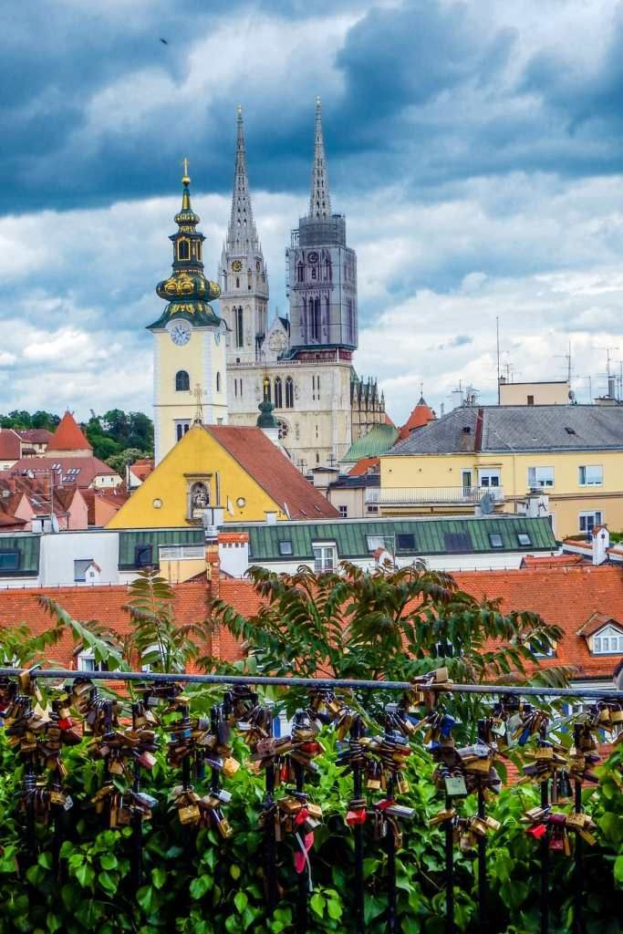 10 Things To Do In One Day In Zagreb Gastrotravelogue Zagreb Cool Places To Visit Zagreb Croatia