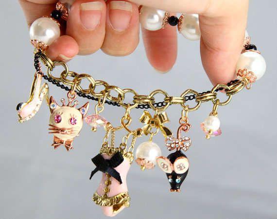charm bracelets for girls cute