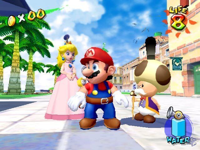 Super Mario Sunshine - Feature - Nintendo World Report
