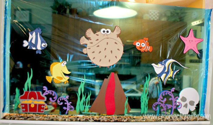 Finding Nemo Birthday Party - C'mon Get Crafty
