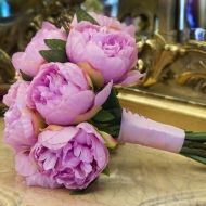 Elegant Lady Bridal Bouquet - Elegant Lady Bridal Bouquet > View Full-Size Im...   Bouquet, Lady, Elegant, Her, Aud   Bunchesdi