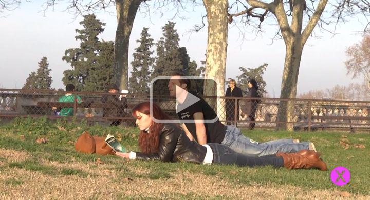 Bărbatul alfa- Remi Gaillard şi noul lui video, m-a făcut să râd cu lacrimi