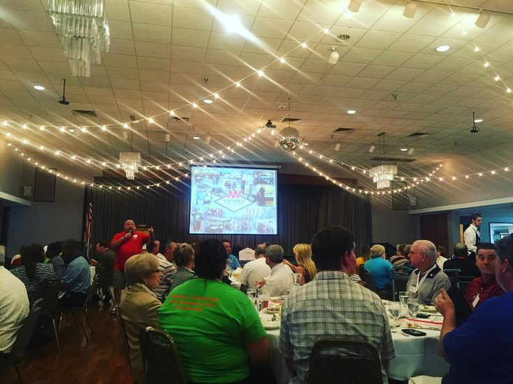 Monthly Membership meeting for the Northwest Chamber of Commerce today at the fabulous Moolah Shriners Ballroom! #Networking #ThePros #STL #NWCC