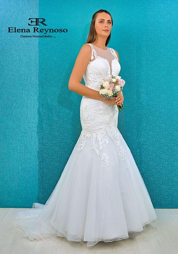 hermoso vestido de novia colección 2018. #vestidos #bodas #wedding