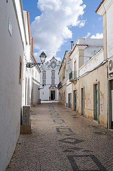Rue de Olhao - Portugal