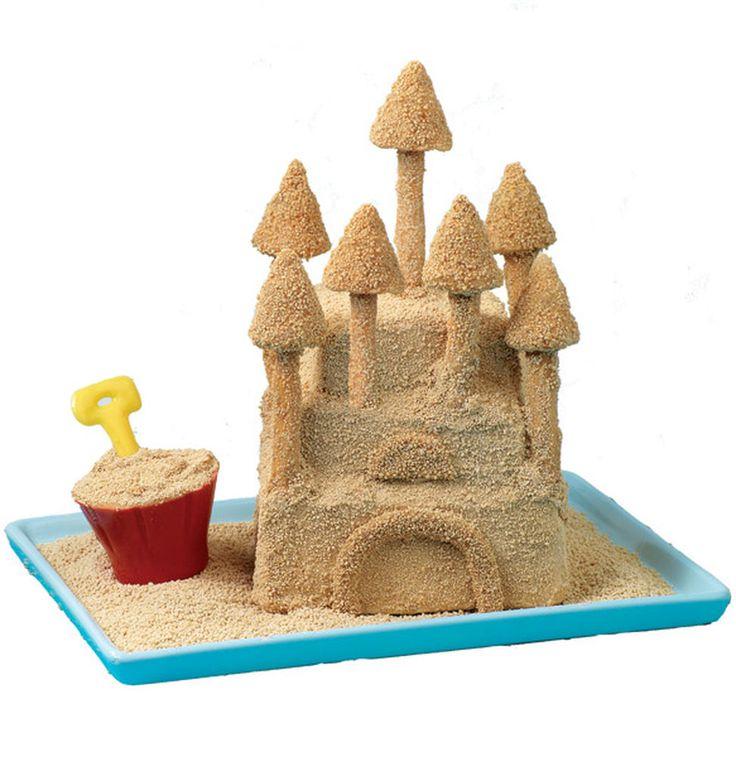 Торты из песка картинки