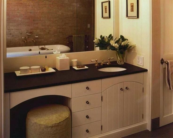 Pin By Kim Bolt On Master Bedroom Bathroom Because A Girl Can Dream In 2020 Bathroom Redecorating Vanity Combos Vanity Sink
