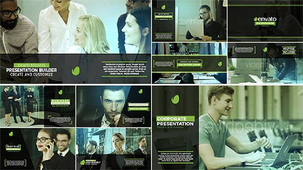 Clean Corpo Opener (Corporate) #Envato #Videohive #aftereffects