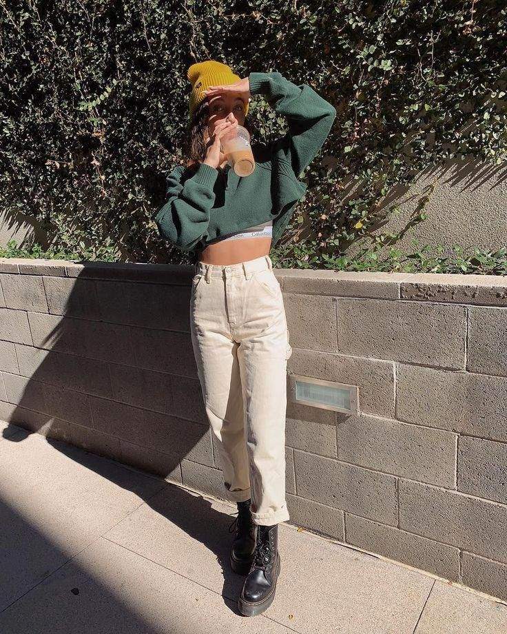 – casual fall outfit, spring outfit, summer, style, outfit inspiration, millenni… – Fashion for Women